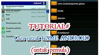 Download Mp3 Tutorial #cara Extrak Game Android  Untuk Pemula