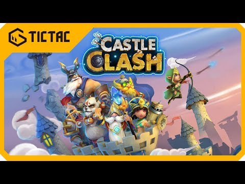 DBG#72 Castle Clash-Game Strategi Android Terpopuler