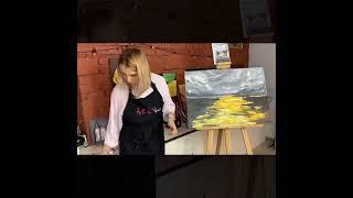 Онлайн курс интерьерной Живописи
