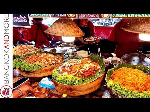 Asian Cuisine 2019 - Street Food Festival Bangkok
