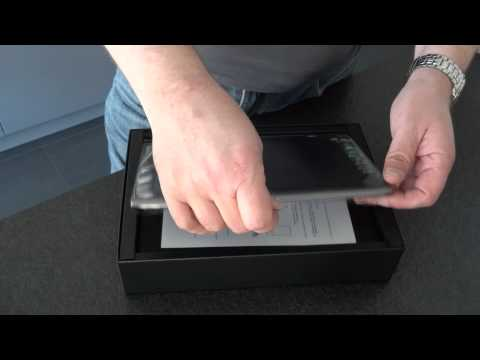 Unboxing Acer Tablet Iconia A500