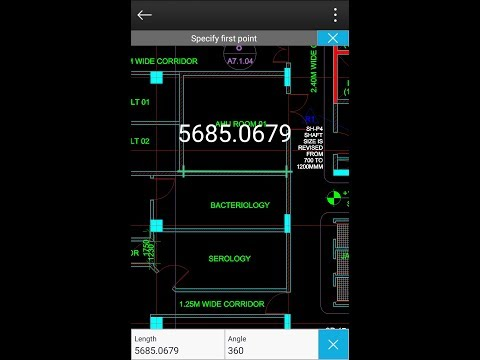 How To Use AutoCAD 2D And 3D Mobile App In Android Mobile Phone   Civil Engineering