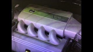 VOLVO S80 4.4.  Ремонт кондиционера, замена радиаторов