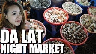 Must Try STREET FOODs in Da Lat, Vietnam 2015