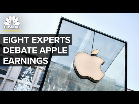 What to Expect From Apple Earnings | CNBC