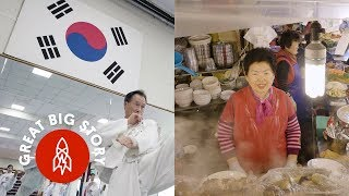 5 Stories Celebrating South Korea