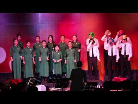 FULL 'Noel' Concordia MS/HS Christmas Concert