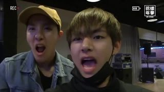 BTS Practice w/ Live Band [Singing Cuts]