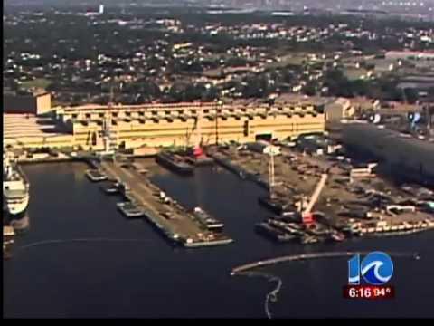 Navy transfer to Mayport, Fl.