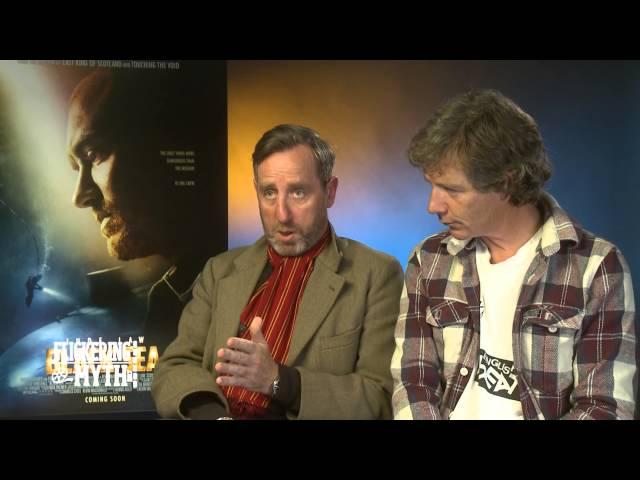 Michael Smiley & Ben Mendelsohn - Black Sea Exclusive Interview