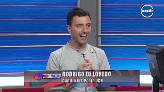 Rodrigo de Loredo - Canal C Córdoba
