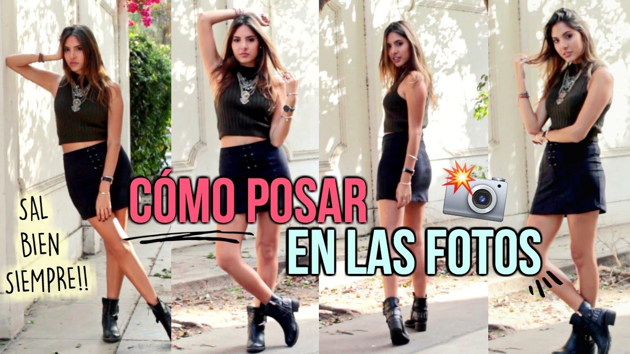 COMO POSAR EN LAS FOTOS 📷💕!!! | Valeria Basurco