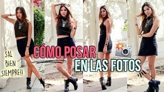 Como Posar En Las Fotos Valeria Basurco Youtube