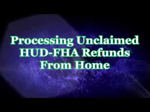 home-based-income-unclaimed-mortgage-insurance-refunds-first-step:-how-to-find-people