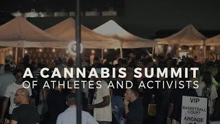 #Smoke4ACure: Matt Barnes & Snoop Dogg Raise Cancer Awareness With a Cannabis Summit