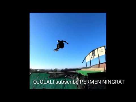 Rutinitas Radong Losbendrong ft s.M.L.H.D rapp skateboard