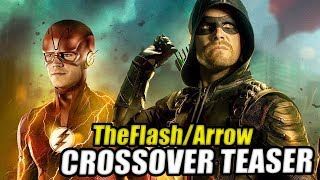 The Flash Temporada 5 Teaser - BATWOMAN CROSSOVER y HORARIOS