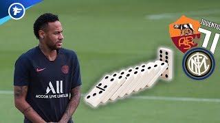 L'effet domino du transfert de Neymar sur le mercato italien | Revue de presse