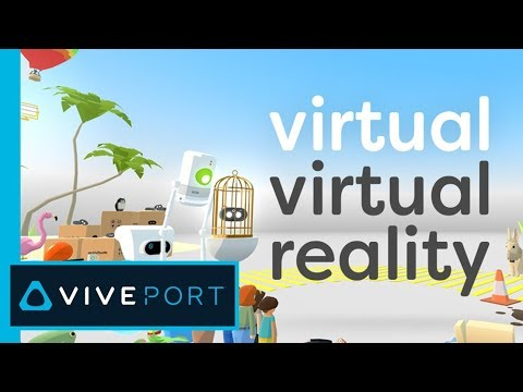 Viveport Review