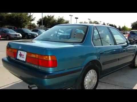 1991 Honda Accord Dallas TX