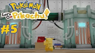 Jens Gennemføre: Pokémon Let's Go Pikachu - Episode 5