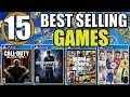 Top 15 Best Selling PS4 Games of All Time