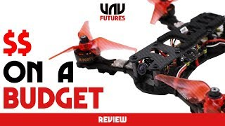 PREMIUM freestyle drone for CHEAP!  Sabotage RC Dingo