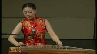 Chinese GuZheng Music 羅小慈古箏彈唱:長相知 Forever Lovers
