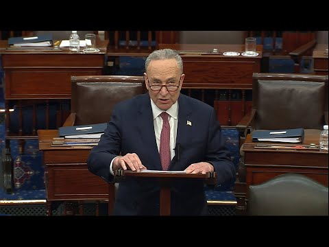 'I salute those Republican patriots': Schumer reacts to Trump acquittal