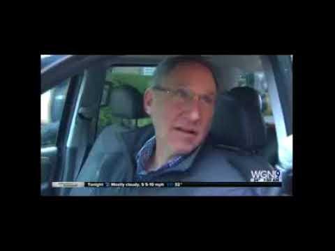 Kronos and 4th Annual WGN Morning News Drive-Thru Food Drive