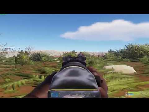 Rust - New AK Recoil Script 2018