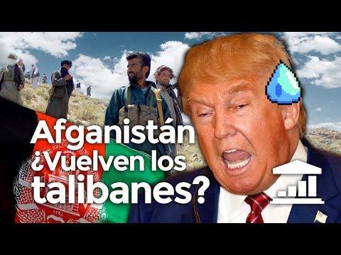¿Está EEUU PERDIENDO en AFGANISTÁN? - VisualPolitik
