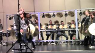 2015 MSU Drumline - Everybody