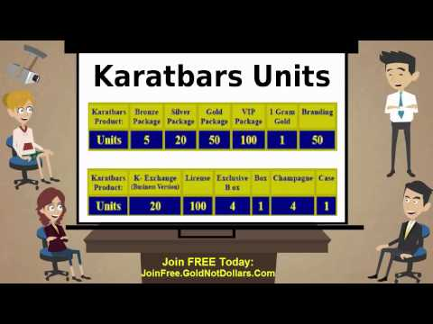 Karatbars Overview - this Is A Great Video That Explains How Karatbars Works  Q & A