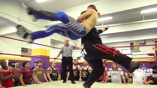 [Free Match] Brian Milonas vs. Brett Domino | Beyond at New England Pro Wrestling Academy