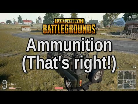 Ammunition - Playerunknown's Battlegrounds
