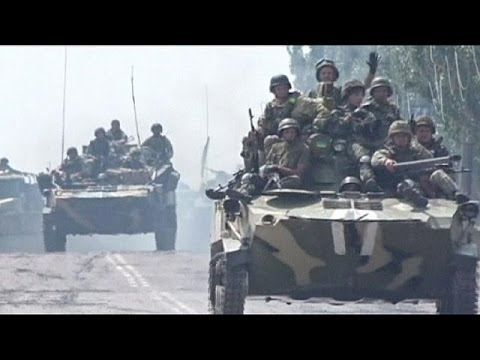 Ukraine forces turn screw on pro-Russians in Donetsk and Luhansk