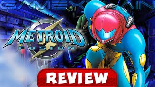 Does Metroid Fusion Still Hold Up? - RETRO REVIEW (Metroid 35th Anniversary) (Video Game Video Review)
