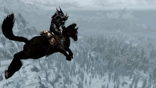SKYRIM GLITCHES AND EPIC MOMENTS