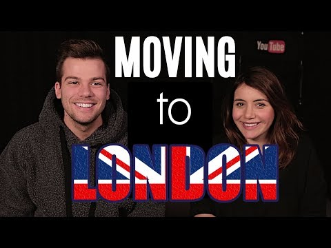 TIPS For Moving to London! 🇬🇧