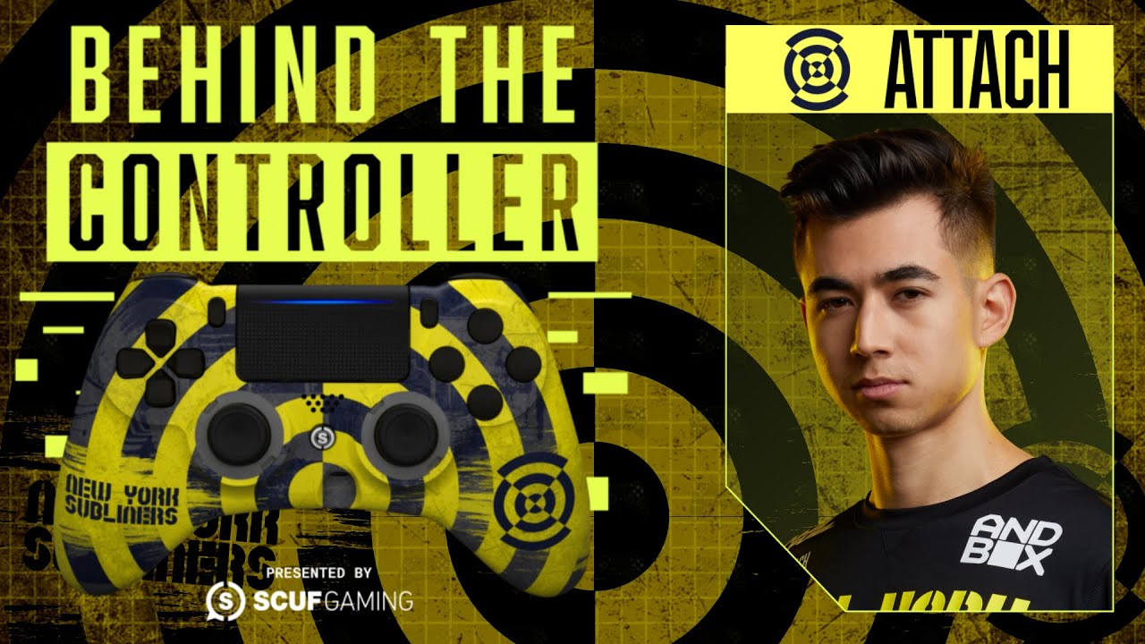 From Ordinary STUDENT to Youngest CoD World CHAMPION | Behind the Controller — Attach