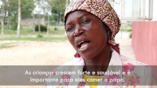 O Projecto de Alimentação Escolar em Moçambique