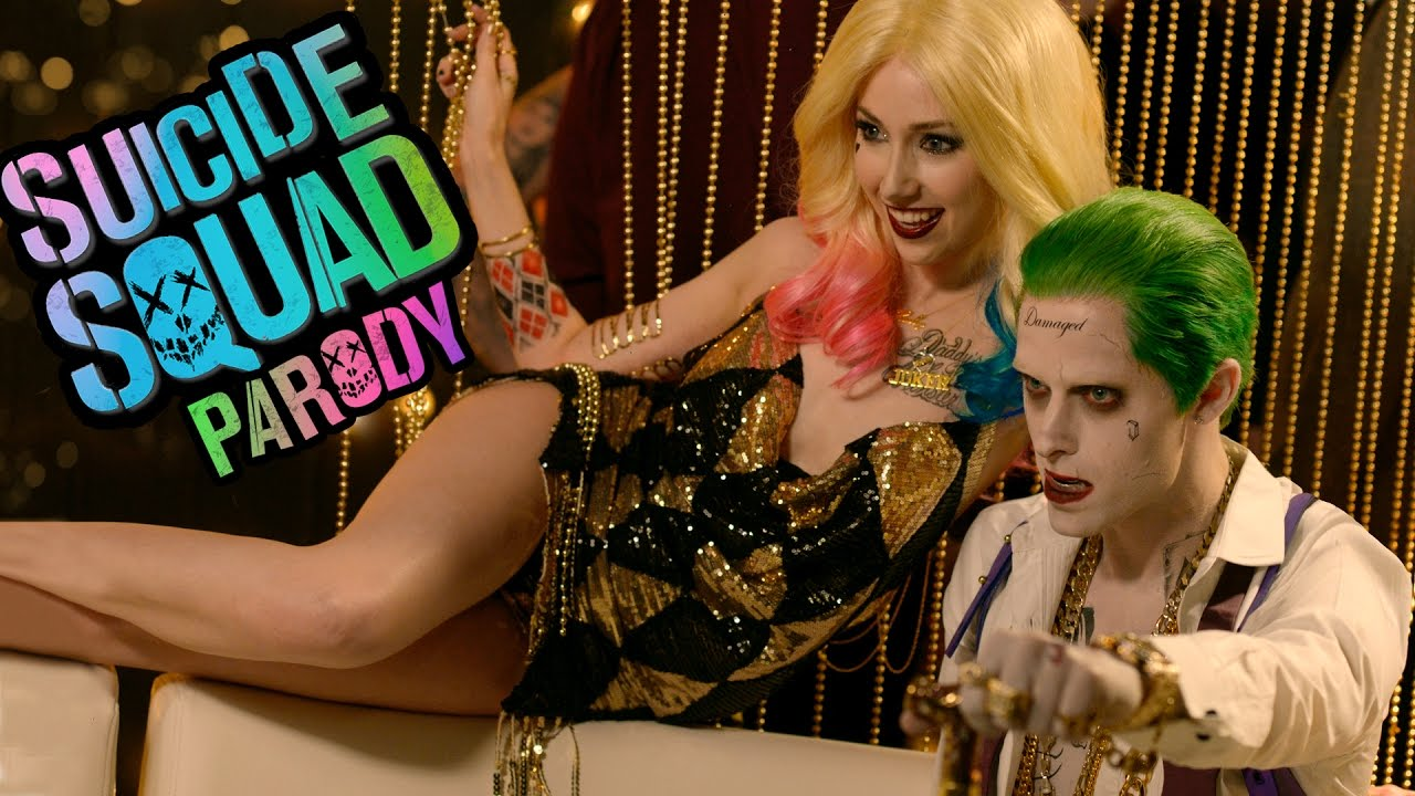 Download Suicide Squad Parody by The Hillywood Show®