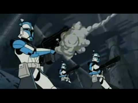 Star Wars Clone Wars we are the Chosen Ones