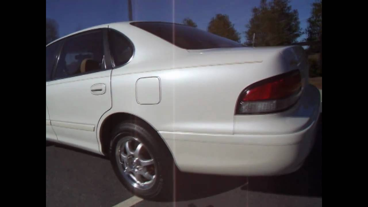 1995 toyota avalon xls for sale youtube. Black Bedroom Furniture Sets. Home Design Ideas