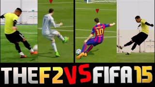 EXTREME FIFA 17 WORLD XI ULTIMATE TEAM BATTLE   BILLY VS JEZZA