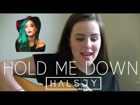 Hold Me Down - Halsey (COVER)