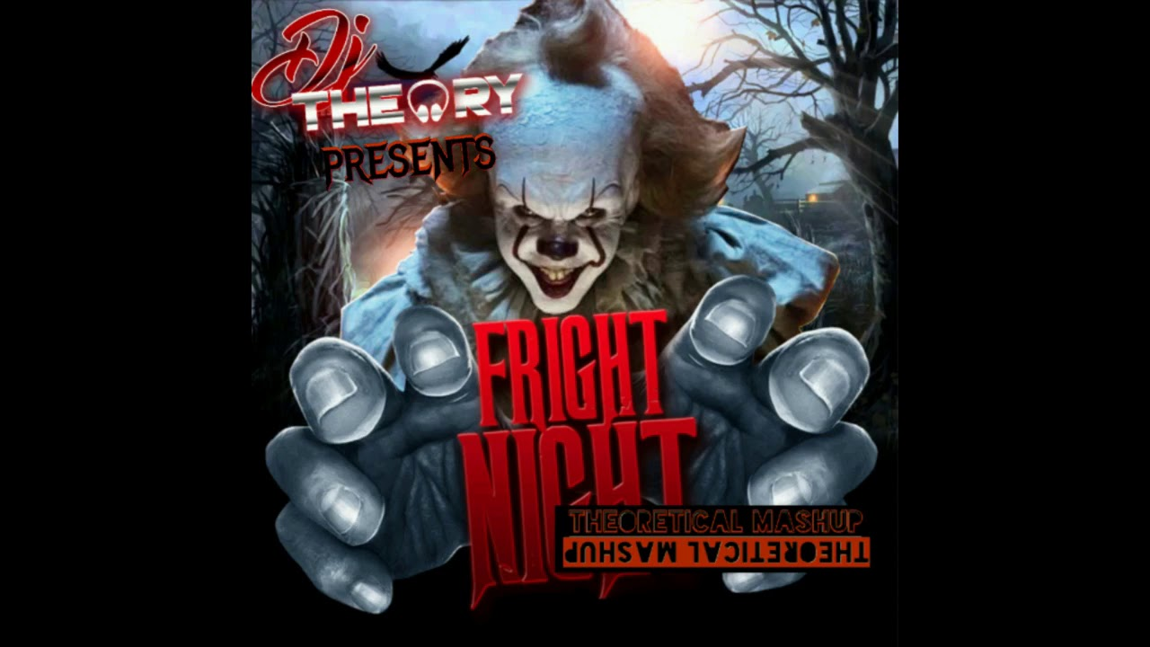 FRIGHT NIGHT   HALLOWEEN MIX