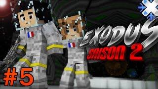 Le maître du monde | Minecraft - Exodus Saison 2 #5