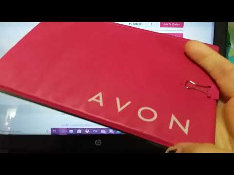 Avon Business tools.